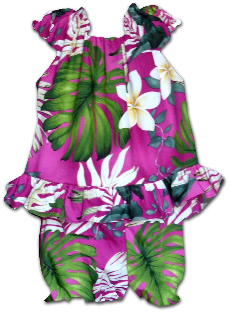 8f6efb0b2d6c 176-3688 Pink Pacific Legend Infant Romper Set