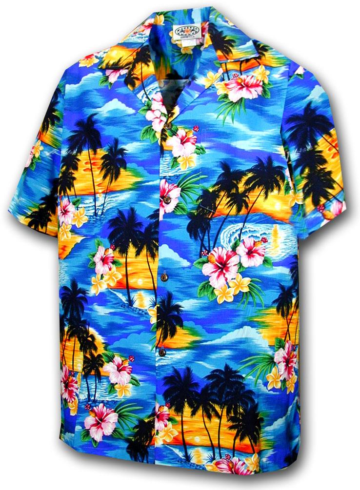 0f686a2a 211-3104 Blue Pacific Legend Boys Shirt