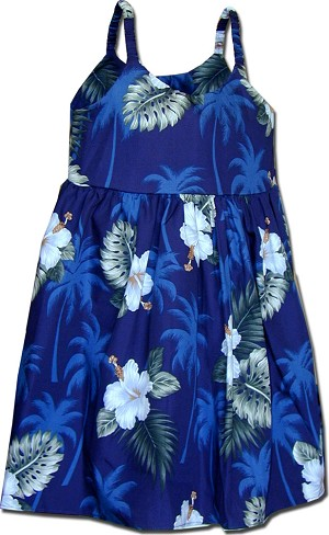130-2798 Navy Pacific Legend Todders Cute Dress