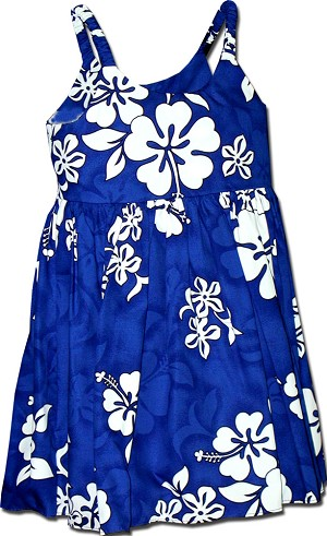 130-3156 Blue Pacific Legend Todders Cute Dress