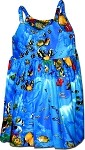 130-3202 Blue Pacific Legend Todders Cute Dress