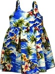 130-3238 Blue Pacific Legend Todders Cute Dress