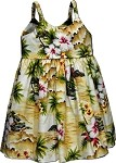 130-3238 Maize Pacific Legend Todders Cute Dress