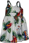 130-3531 White Pacific Legend Todders Cute Dress
