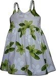 130-3551 Lime Pacific Legend Todders Cute Dress