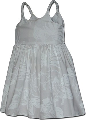 130-3585 White Pacific Legend Todders Cute Dress