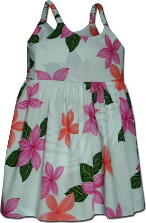130-3591 Pink Pacific Legend Todders Cute Dress