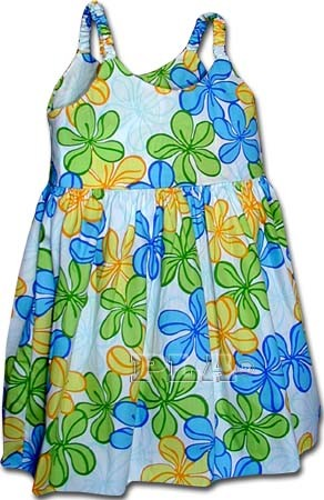130-3600 Blue Pacific Legend Todders Cute Dress