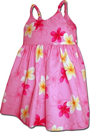 130-3618 Pink Pacific Legend Todders Cute Dress