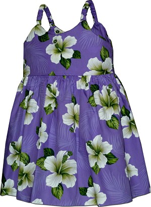 130-3686 Purple Pacific Legend Todders Cute Dress
