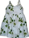 130-3686 White Pacific Legend Todders Cute Dress