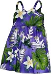 130-3688 Purple Pacific Legend Todders Cute Dress