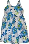 130-3715 Blue Pacific Legend Todders Cute Dress