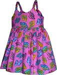 130-3763 Pink Pacific Legend Todders Cute Dress