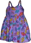 130-3763 Purple Pacific Legend Todders Cute Dress