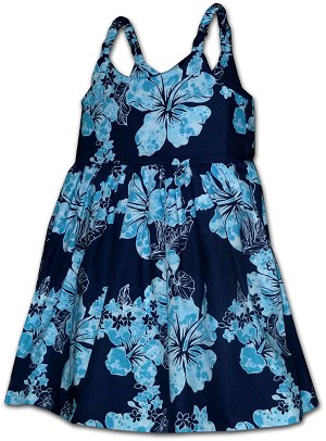 130-3765 Blue Pacific Legend Todders Cute Dress