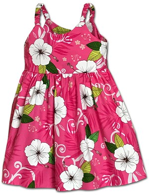 130-3954 Pink Pacific Legend Todders Cute Dress
