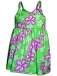 130-3539 Green Pacific Legend Todders Cute Dress