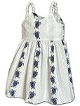130-3832 NAWHITE Pacific Legend Todders Cute Dress