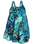 130-3928 Aqua Pacific Legend Todders Cute Dress