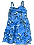 130-3930 Blue Pacific Legend Todders Cute Dress