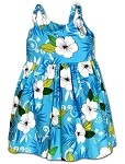 130-3954 Blue Pacific Legend Todders Cute Dress