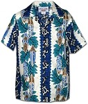 211-2750 Blue Pacific Legend Boys Shirt