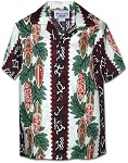 211-2750 Red Pacific Legend Boys Shirt
