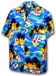 211-3104 Blue Pacific Legend Boys Shirt