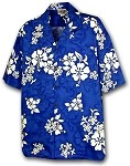 211-3156 Blue Pacific Legend Boys Shirt