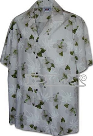 211-3490 White Pacific Legend Boys Shirt