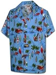 211-3711 Blue Pacific Legend Boys Shirt