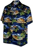 211-3741 Slate Pacific Legend Boys Shirt