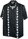 211-3832 Black Pacific Legend Boys Shirt