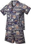 220-4762 Navy Pacific Legend Todder Boys Set