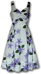 330-3591 Purple Pacific Legend Ladies Sun Dress