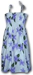 332-3591 Purple Pacific Legend Tube Dress