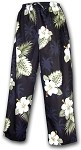344-2798 Black Pacific Legend Capri Pant