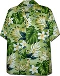 410-3688 Sage Men's Hawaiian Shirts
