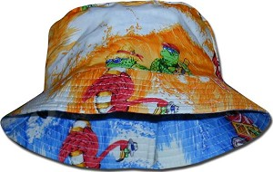 810-3438 Pacific Legend Youth Reversible Hat