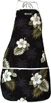 948-2798 Black Pacific Legend Aloha Apron
