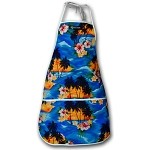 948-3104 Blue Pacific Legend Aloha Apron
