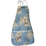 948-3162 Blue Pacific Legend Aloha Apron