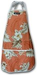 948-3162 Peach Pacific Legend Aloha Apron