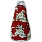 948-3162 Red Pacific Legend Aloha Apron