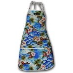 948-3238 Blue Pacific Legend Aloha Apron