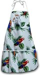 948-3531 White Pacific Legend Aloha Apron