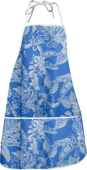 948-3555 Blue Pacific Legend Aloha Apron