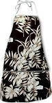 948-3557 Black Pacific Legend Aloha Apron