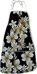 948-3559 Black Pacific Legend Aloha Apron